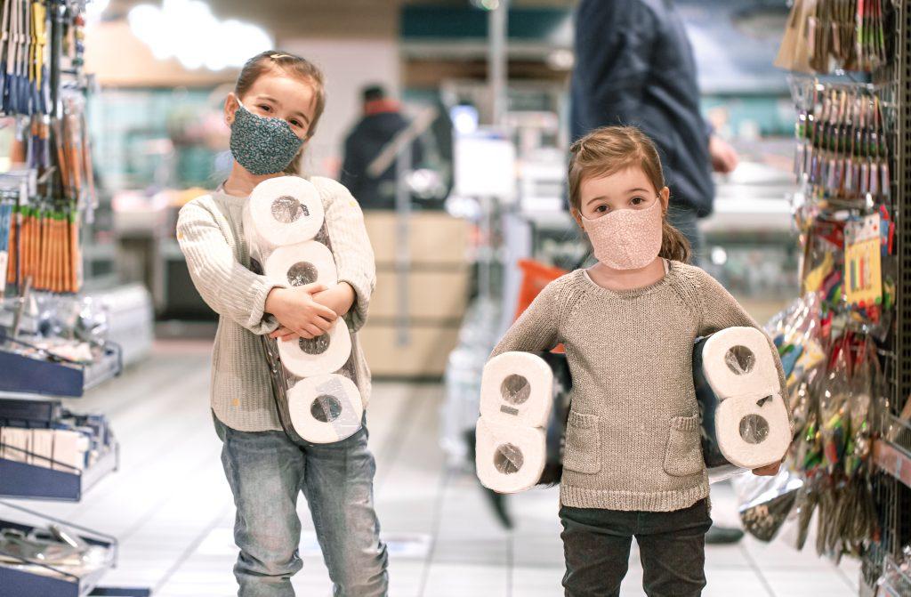 mascarillas niños